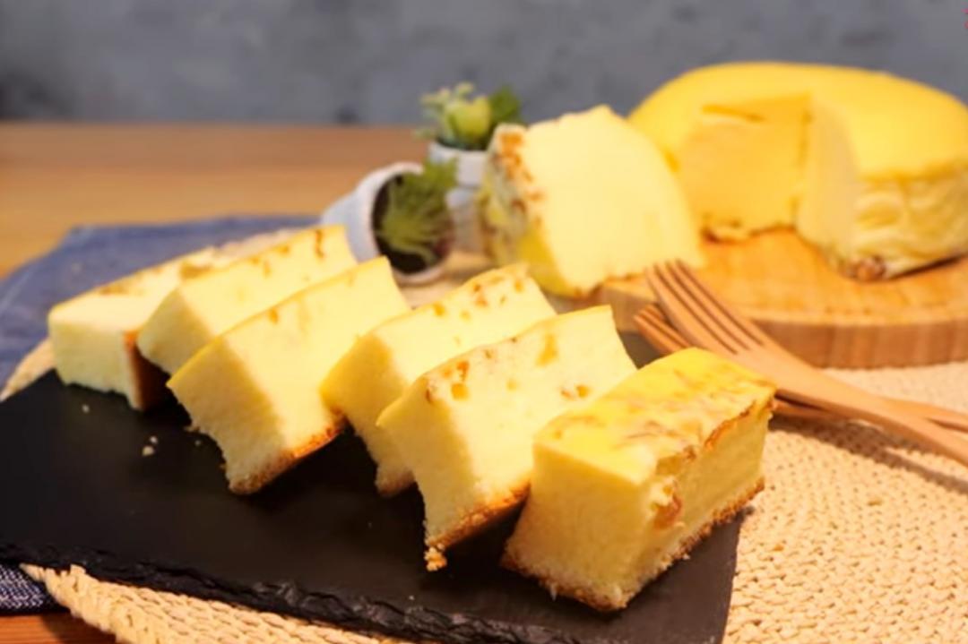 「古早味鹹蛋糕」鬆軟綿密油蔥香!電鍋&烤箱版一次學