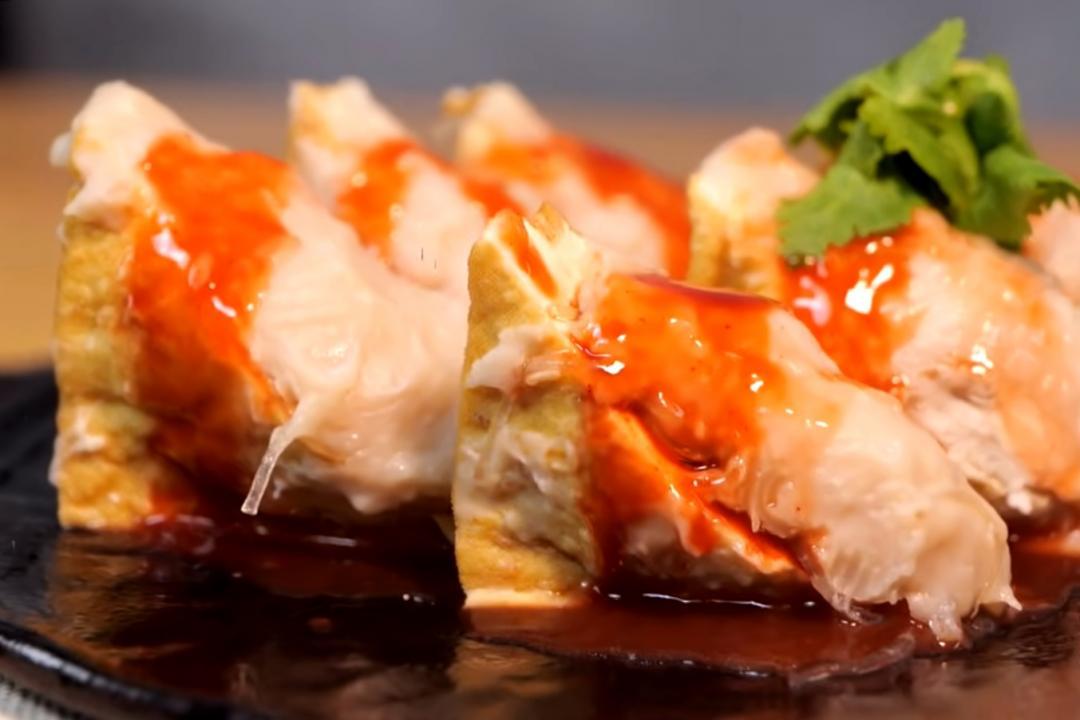 「淡水阿給」DIY!油豆腐餡料到靈魂醬料一次學