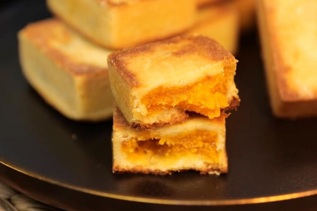 激似名店「鳳凰酥」在家DIY!香甜內餡、酥脆餅皮全破解