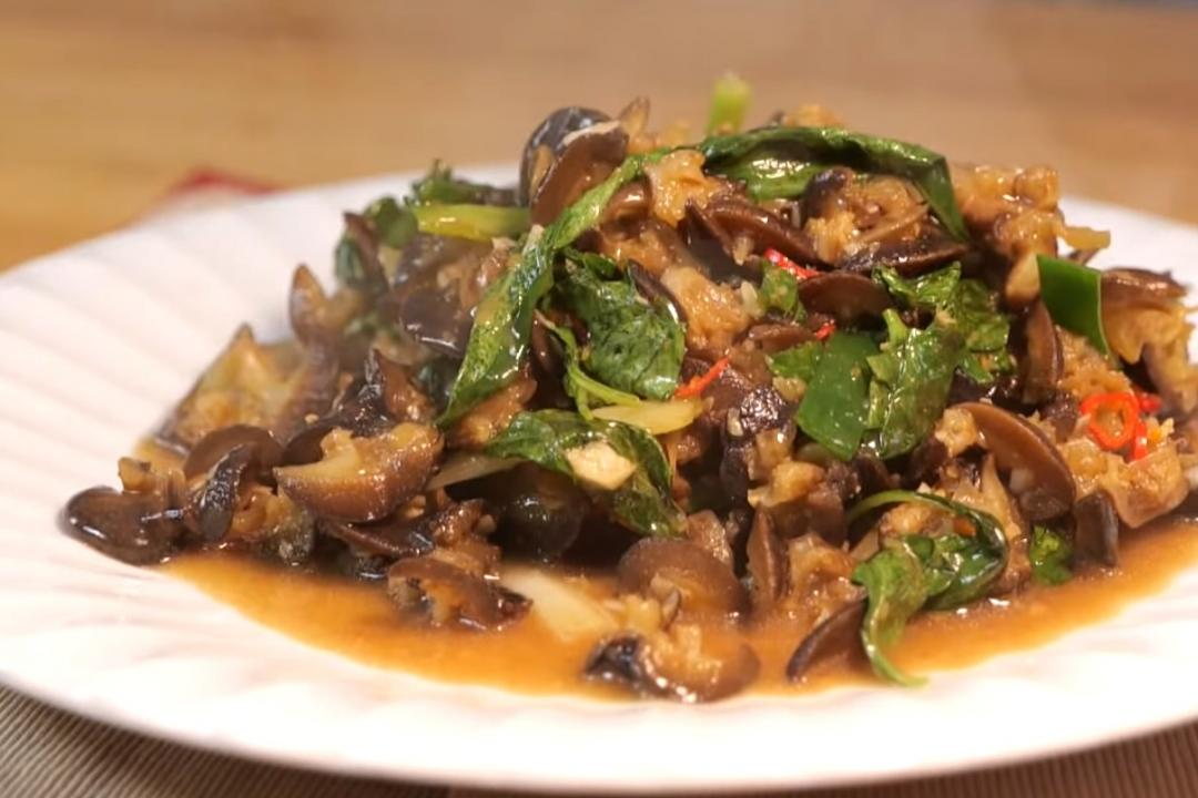「塔香螺肉」這樣炒不過老!香辣鮮脆讓你家秒變熱炒店
