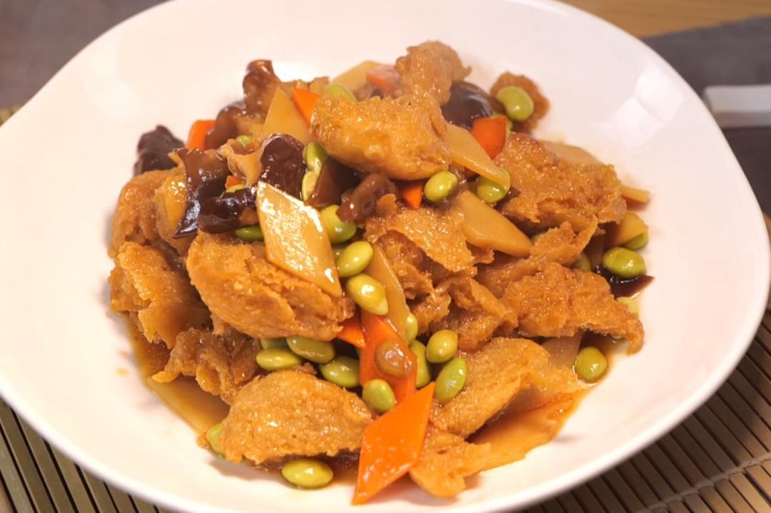 四喜烤麩 | 經典上海小菜輕鬆做  一動作去除豆腥味