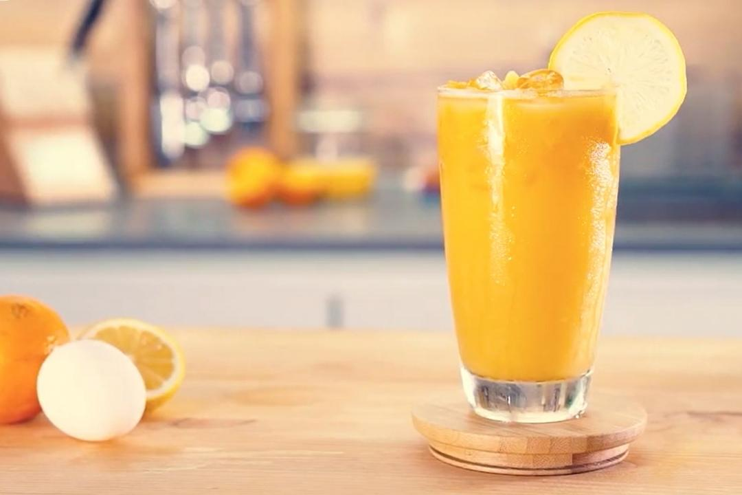 喝過「蛋蜜汁」嗎?5、6年級生懷舊手搖飲在家DIY