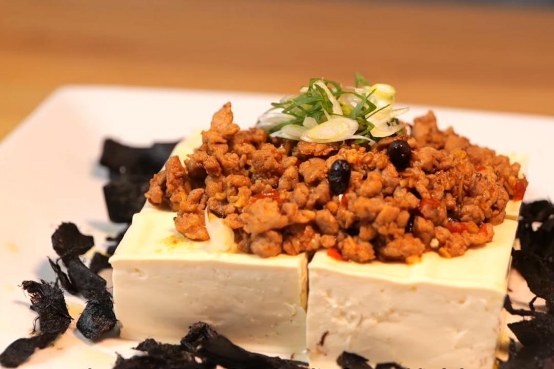 「涼拌版麻婆豆腐」香辣爽口!一年四季有這道超下飯
