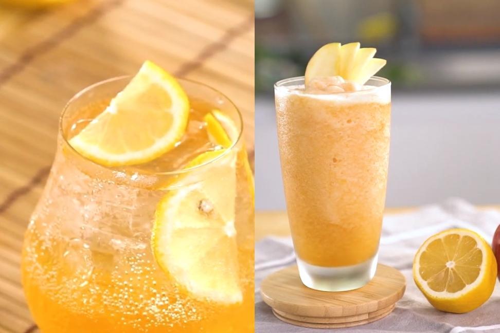 中秋烤肉喝什麼?用市售「蜂蜜柚子醬」做出 2 款解膩飲品
