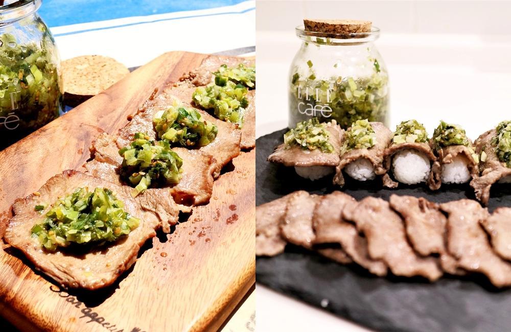 烤肉配這味好吃又解膩!日本太太教你自製鹽蔥醬和變化料理