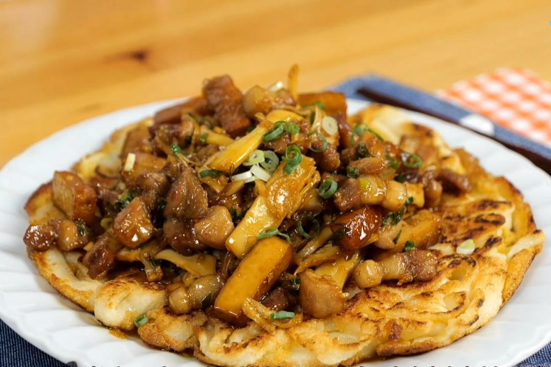 客家燒肉×粄條煎餅吃一餐!「靈魂桔醬」入菜更酸甜清爽