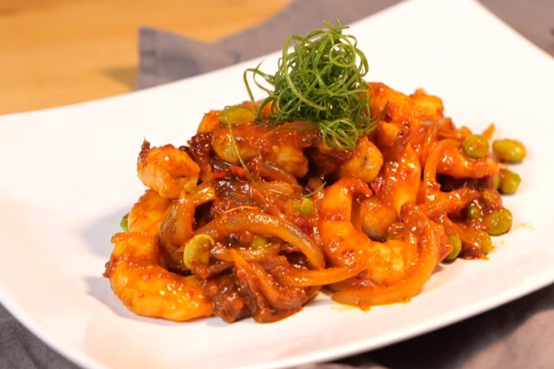 東南亞「參巴蝦」香辣下飯!簡化版做法也超夠味