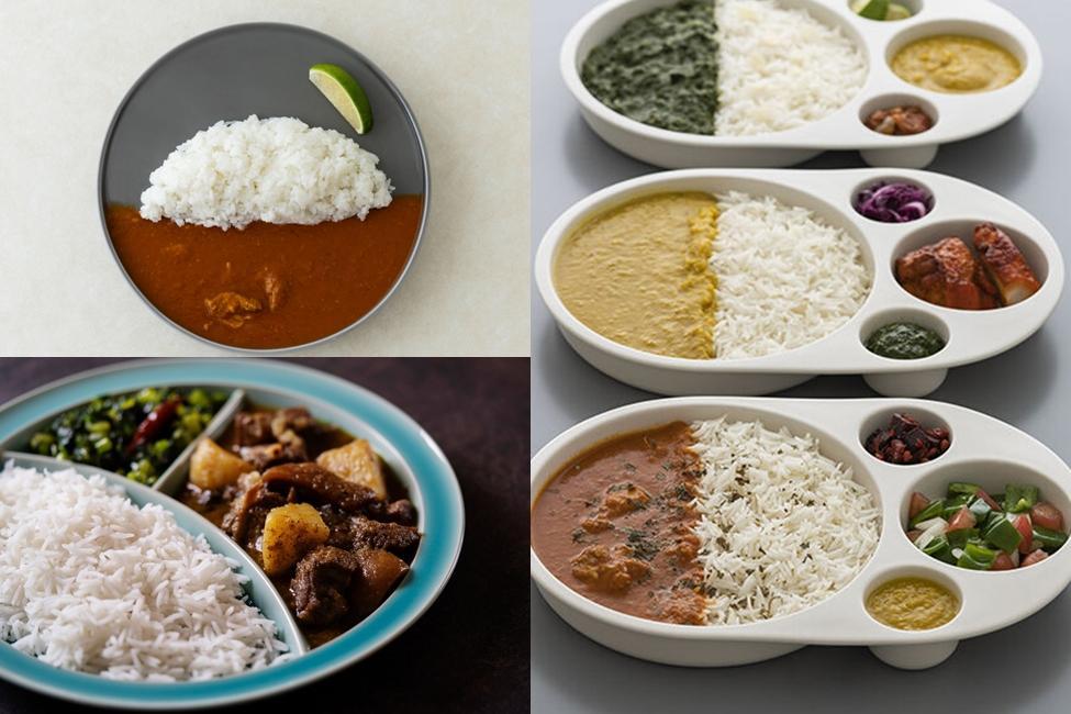 吃咖哩飯也這麼講究!日本各界職人設計「咖哩專用盤」時尚又實用