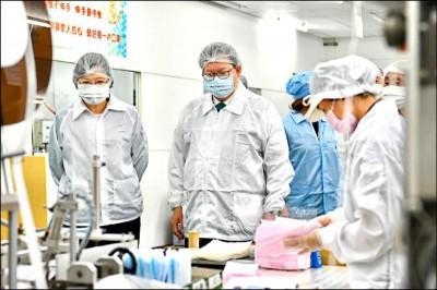 防疫國家隊》防中搶口罩原料 經部徵用熔噴不織布