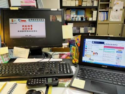 慶祝護師節 台灣護管學會開課強化專業知識