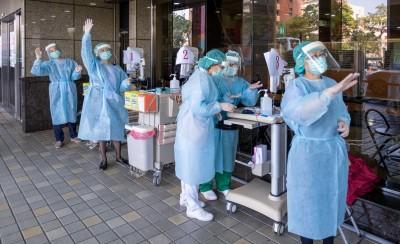 配合CDC大解封 高醫6月7日起門禁鬆綁