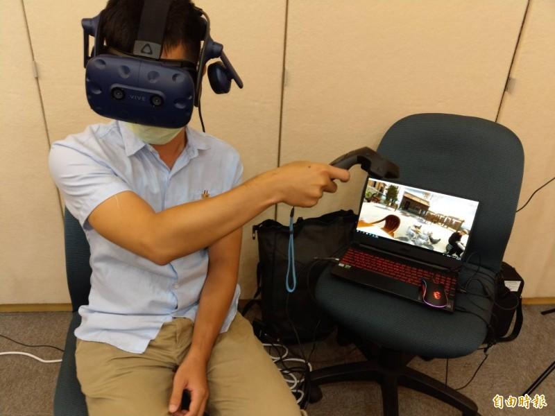 VR助攻失智症治療! 高醫大研發懷舊療法達治療效果