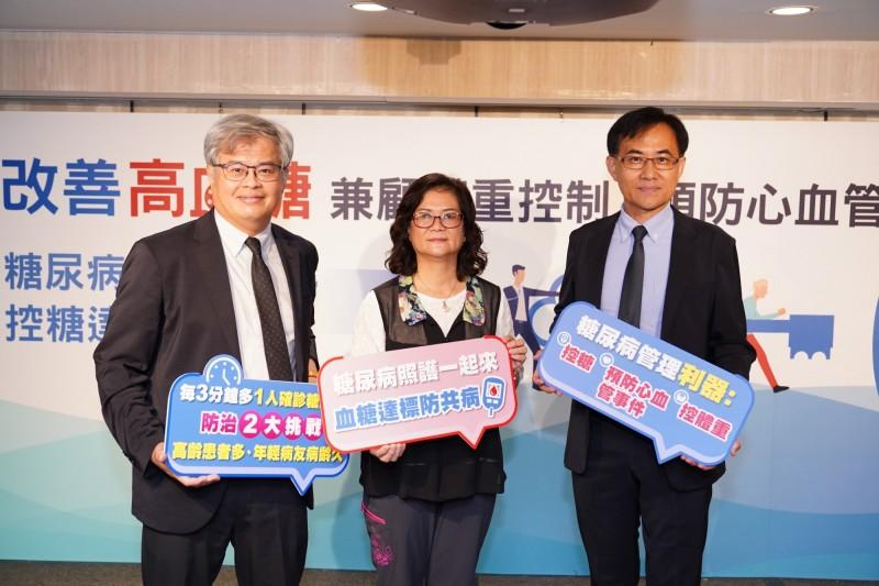台灣年增16萬名糖尿病患者 每3分鐘就有1人確診