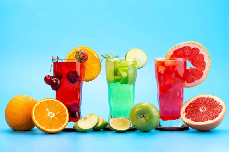 謠言終結站》喝果汁跟吃水果一樣好? 國健署:差多了