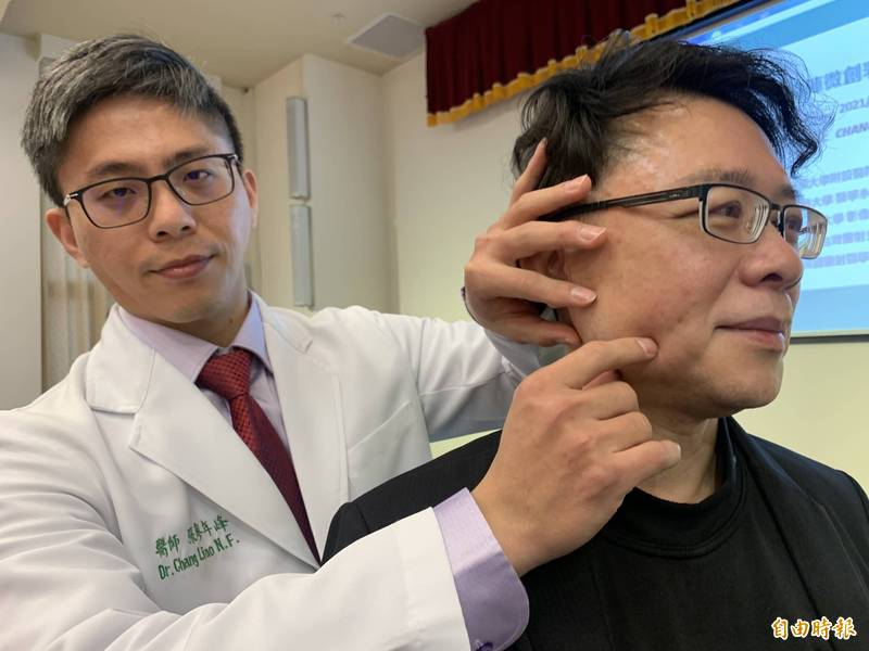 治白斑有新療法 新型表皮移植術皮膚色澤相似度近9成