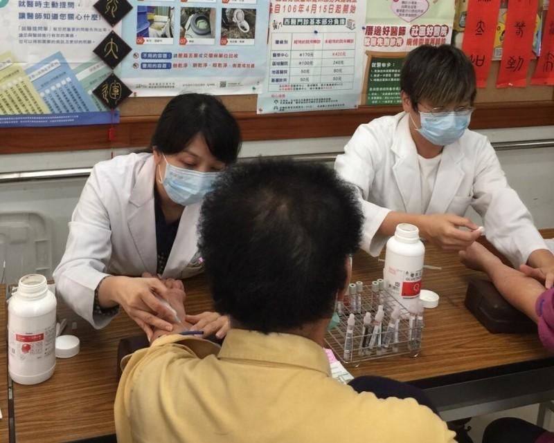 南投C肝篩檢73人接受口服新藥治療 20萬元藥費健保全給付