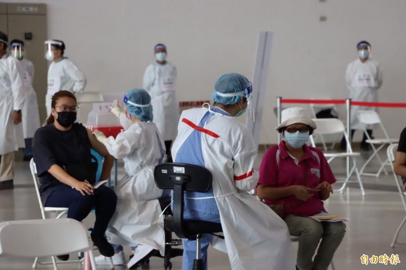 台灣疫苗涵蓋率 全球排第21