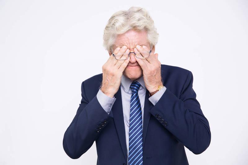 健康網》視力模糊還可能失明! 醫揭「白內障」初後期症狀