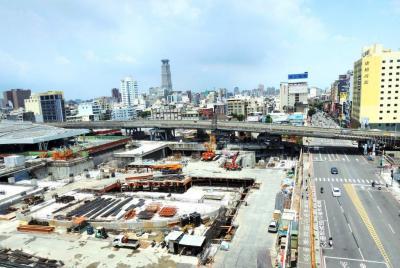 三地集團推高雄火車站區都更案  商辦與住宅大樓總銷42億
