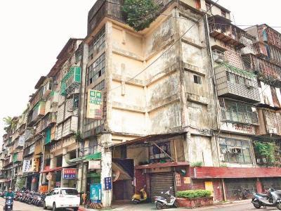 台北市危老改建最愛這一味 超過五成位於巷弄