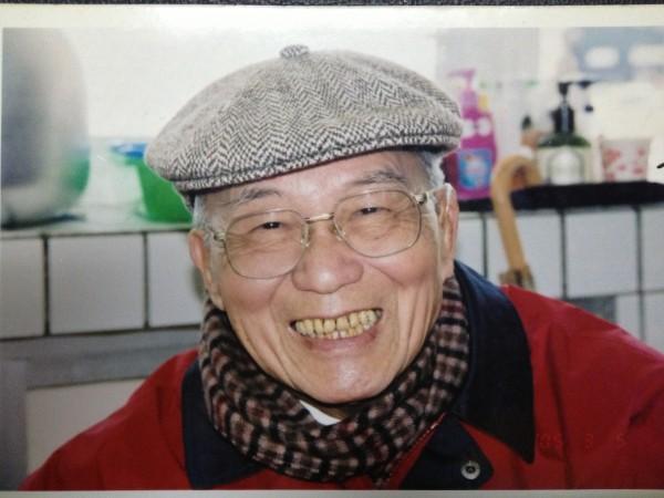 前彰化縣長吳榮興病逝。此為其晚年照片。(吳東昇先生提供)
