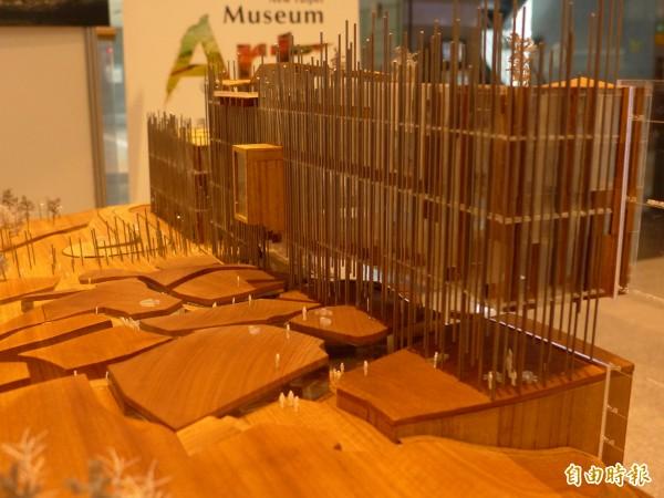 新北市立美術館落腳鶯歌區,預計民國一O八年完工。(記者李雅雯攝)