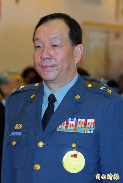 陸軍中將任季男接任六軍團指揮官。(檔案,記者王敏為攝)