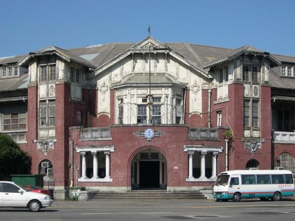 台灣總督府交通局鐵道部2005年形貌。(台博館/提供)