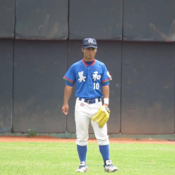 從五歲起就接受台灣世界展望會資助的許皓傑,從小就熱愛棒球,終於如願成為中華職棒選手。(記者王秀亭翻攝)