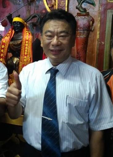田尾鄉長林文華一審被判當選無效,仍可上訴。(記者顏宏駿翻攝)