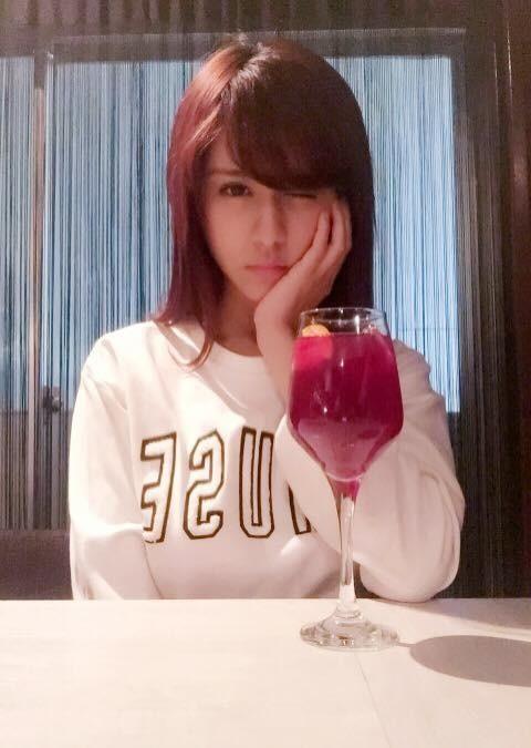 劉慧英長相甜美、身材姣好,目前多在日本發展。(翻攝自劉慧英臉書粉絲專頁)