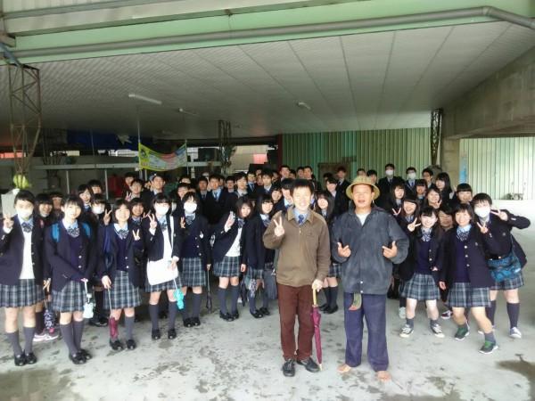 日本愛台灣會舉辦「日台食文化交流」,每年吸引超過4萬名當地民眾品嚐美食。(高雄市府提供)