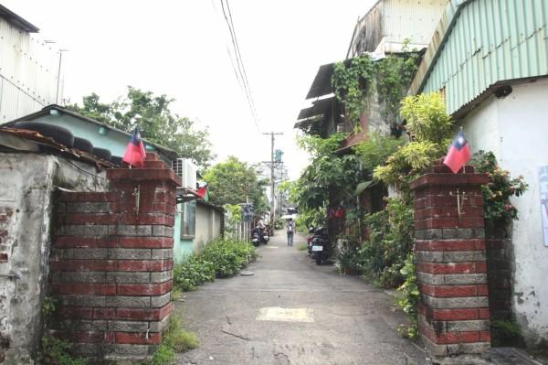 國防部同意中心新村無償供北市活化再利用。(立委吳思瑤提供)