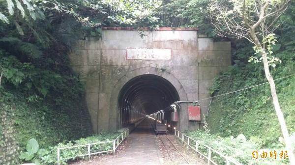 電影《強大的我》搭上「皮卡丘」熱,30日將在舊百吉隧道拍攝本部電影最重要、也最具張力的最後一幕。(記者李容萍攝)