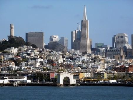 保存方案二,舊金山港口案例。(市府提供)