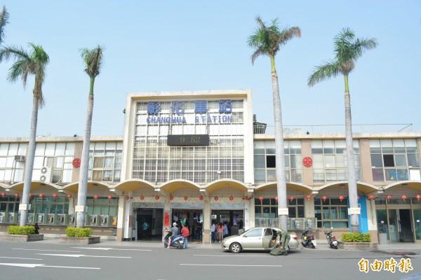 10月30日在彰化火車站將有慶祝光華號50週年專屬紀念郵票供鐵道迷購藏。(記者湯世名攝)