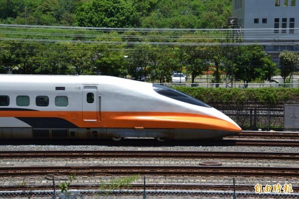 高鐵延伸至屏東的提案已獲五千人附議。(記者侯承旭攝)