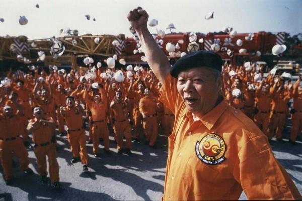 見證竹科經濟起飛的傳奇人物胡鵬飛逝世,一手建立起重王國。(記者蔡彰盛翻攝)