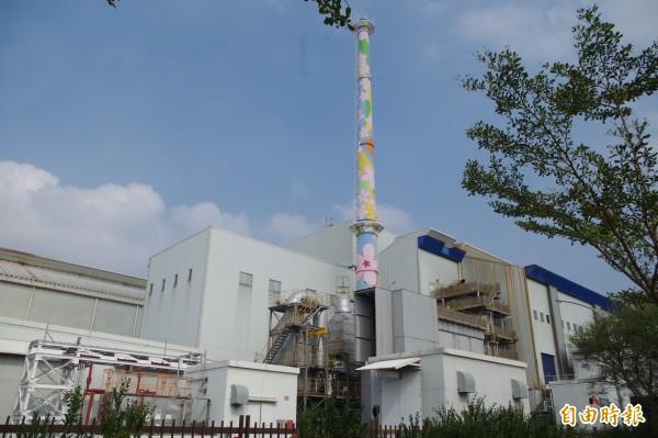 旭硝子公司斗六廠傳員工修理機台不慎被夾死意外。(記者林國賢攝)
