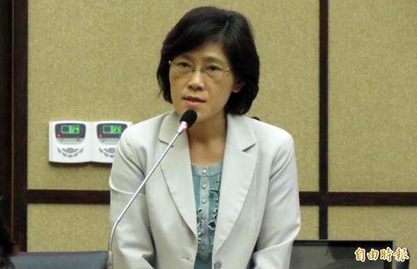 教育局長陳修平獲得「最不稱職」及「與媒體互動關係最不好」雙料冠軍。(記者蔡文居攝)