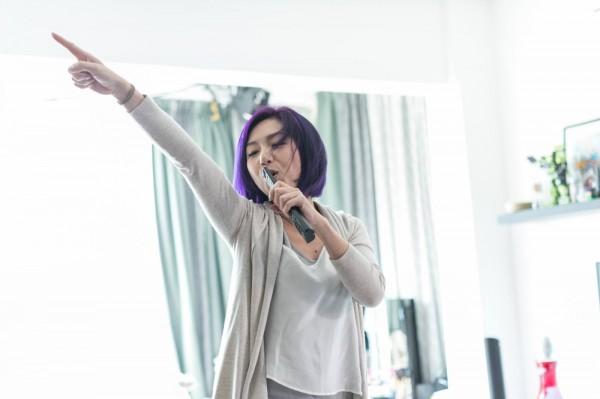 楊千嬅三度在《春嬌救志明》飾演余春嬌。(取自《春嬌救志明》臉書)