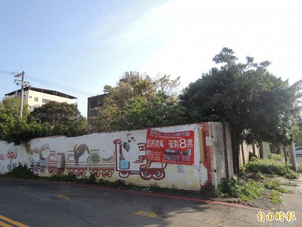 新竹市歷史建築南大路警察宿舍將朝人文休憩方向規劃營運,預計以OT方式委外營運。(記者洪美秀攝)