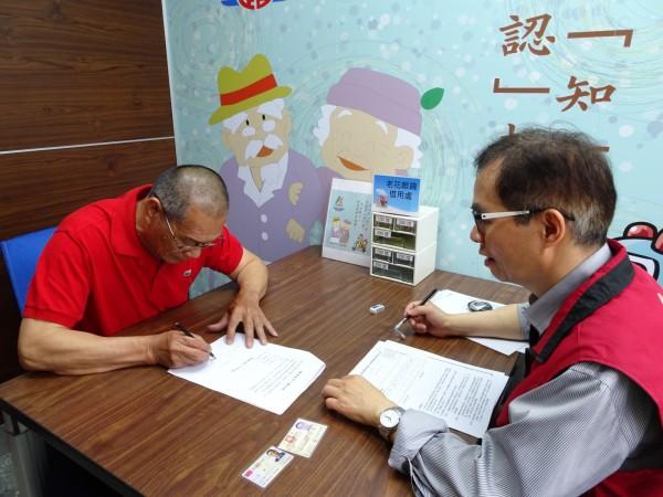 高齡駕駛人7月1日起實施換照制度,換照民眾須通過認知功能測驗。(圖:公路總局提供)