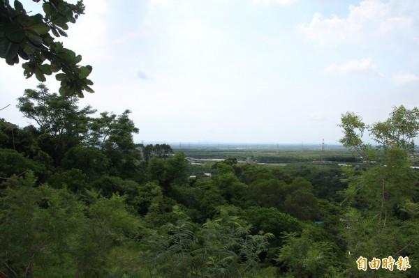 春日鄉被日本人視為美軍在屏東登陸的最後決戰點,因此設有戰鬥司令部,防禦設施堅強。(記者陳彥廷攝)