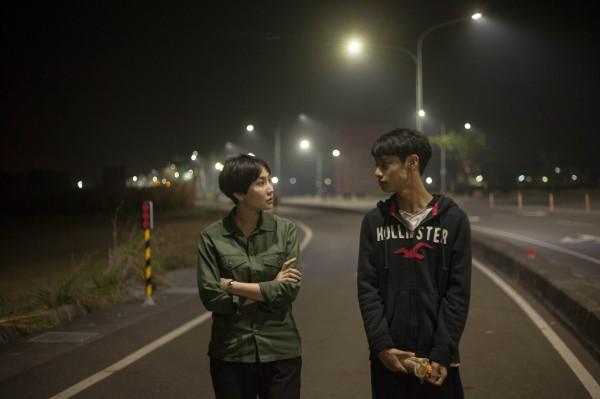《卡住人生》劇照。(台南市政府提供)