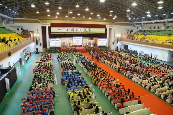 台中市7位參加全國語文競賽被判失格選手經教育局申復,恢復原有名次。(教育局提供)