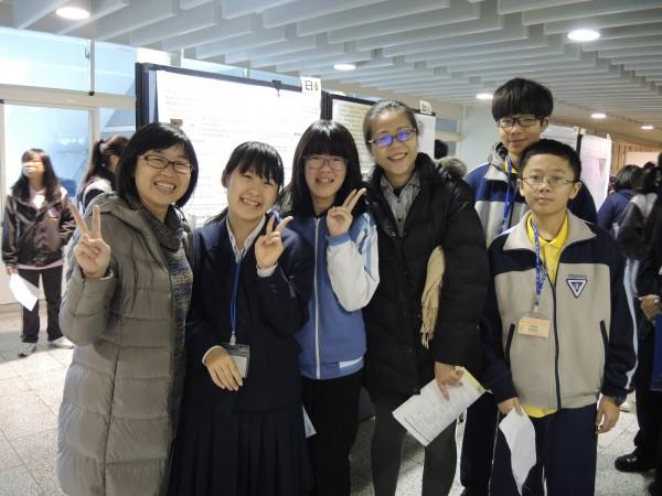 日本船橋高校今年是第5年到蘭陽女中參訪,共有17名學生、2名老師參與。(蘭陽女中提供)