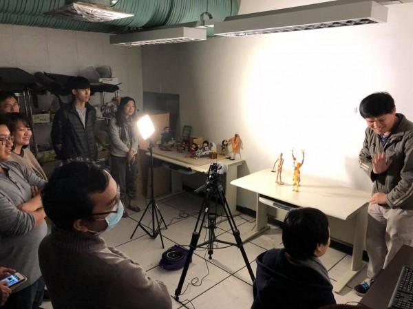 AnimEDU Taiwan影展 ,舉辦專業研習營,推廣動畫產學合作。(記者洪瑞琴翻攝)