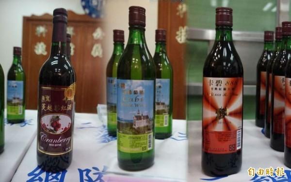 和平光生產葡萄酒,被查出只是香料調和酒,檢方依詐欺罪起訴業者。(資料照)