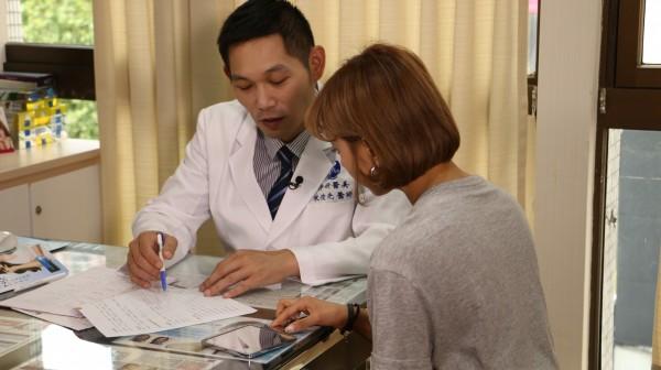 知名醫美診所獻愛,將免費提供花蓮地震災民相關醫療服務。(記者黃佳琳翻攝)